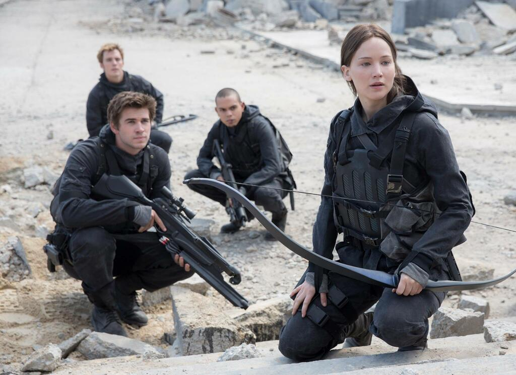 Tribute Von Panem Mockingjay Teil 2 Stream Movie4k