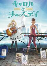 Carole und Tuesday - Poster