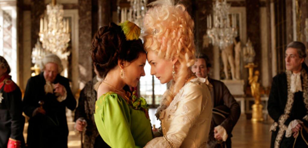 Diane Kruger (rechts) und Léa Seydoux in Les Adieux a la reine.