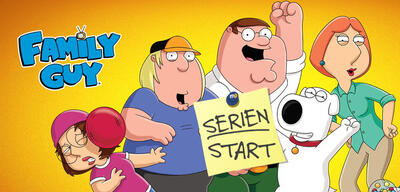 Family Guy startet auf ProSieben Fun in Staffel 14