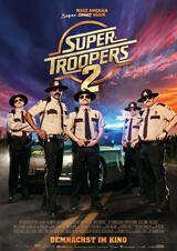 Super Troopers 2 - Poster