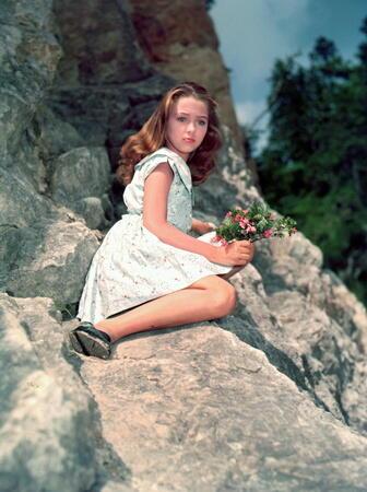 Wenn die Alpenrosen blüh'n mit Christine Kaufmann