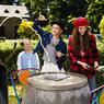 Vier zauberhafte schwestern mit laila padotzke hedda erlebach leonore von berg und lilith johna