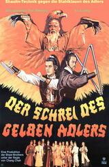 Der Schrei des gelben Adlers - Poster
