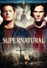 Supernatural - Staffel 4 - Poster