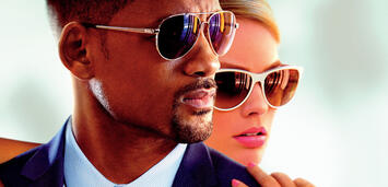 Bild zu:  Will Smith und Margot Robbie in Focus