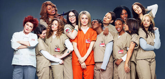 Orange Is The New BlackNetflix