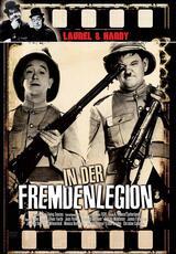 Dick und Doof in der Fremdenlegion - Poster