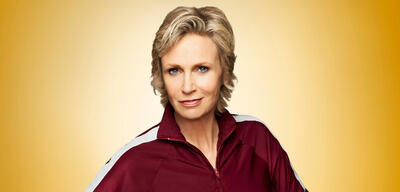 Jane Lynch als Sue Sylvester in Glee