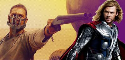 Mad Max: Fury Road und Thor