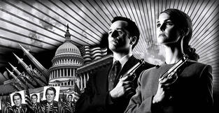 The Americans mit Matthew Rhys & Keri Russell
