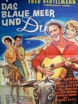 Das blaue Meer und du - Poster