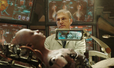 Alita: Battle Angel mit Christoph Waltz - Bild 6