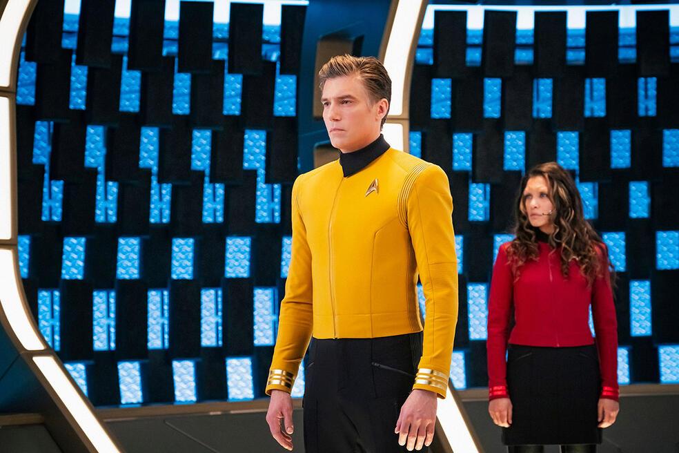 Star Trek: Discovery - Staffel 2 mit Anson Mount