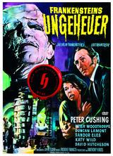 Frankensteins Ungeheuer - Poster