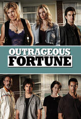Outrageous Fortune - Poster