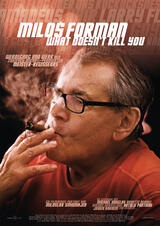 Milos Forman - What Doesn't Kill You - Poster