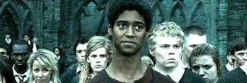 Erst in Harry Potter 7.2 zurück: Dean Thomas