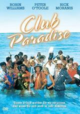 Club Paradise - Poster