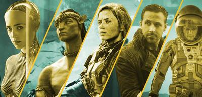 Die besten Sci-Fi-Filme der 2000er Jahre