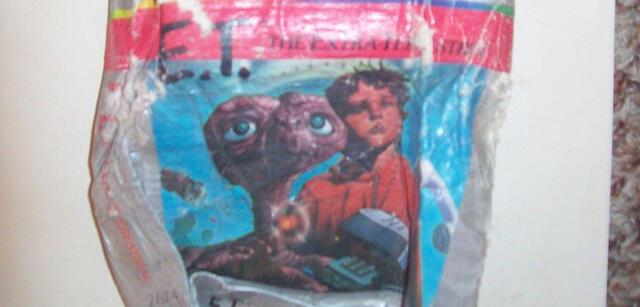 E.T. für den Atari 2600: ein Riesen-Flop.