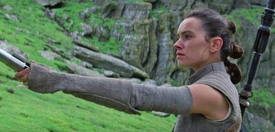 Star Wars: Episode VII - Das Erwachen der Macht mit Daisy Ridley