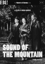 Sound Of The Mountain - Poster