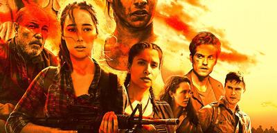 Comic-Con-Trailer zur Fortsetzung der 3. Staffel von Fear the Walking Dead