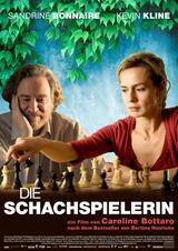 Die Schachspielerin - Poster