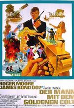 James Bond 007 - Der Mann mit dem goldenen Colt Poster