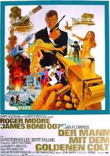James Bond 007 - Der Mann mit dem goldenen Colt - Poster