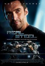Real Steel - Stahlharte Gegner Poster