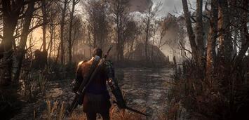 Bild zu:  The Witcher 3: Wilde Jagd sieht super aus