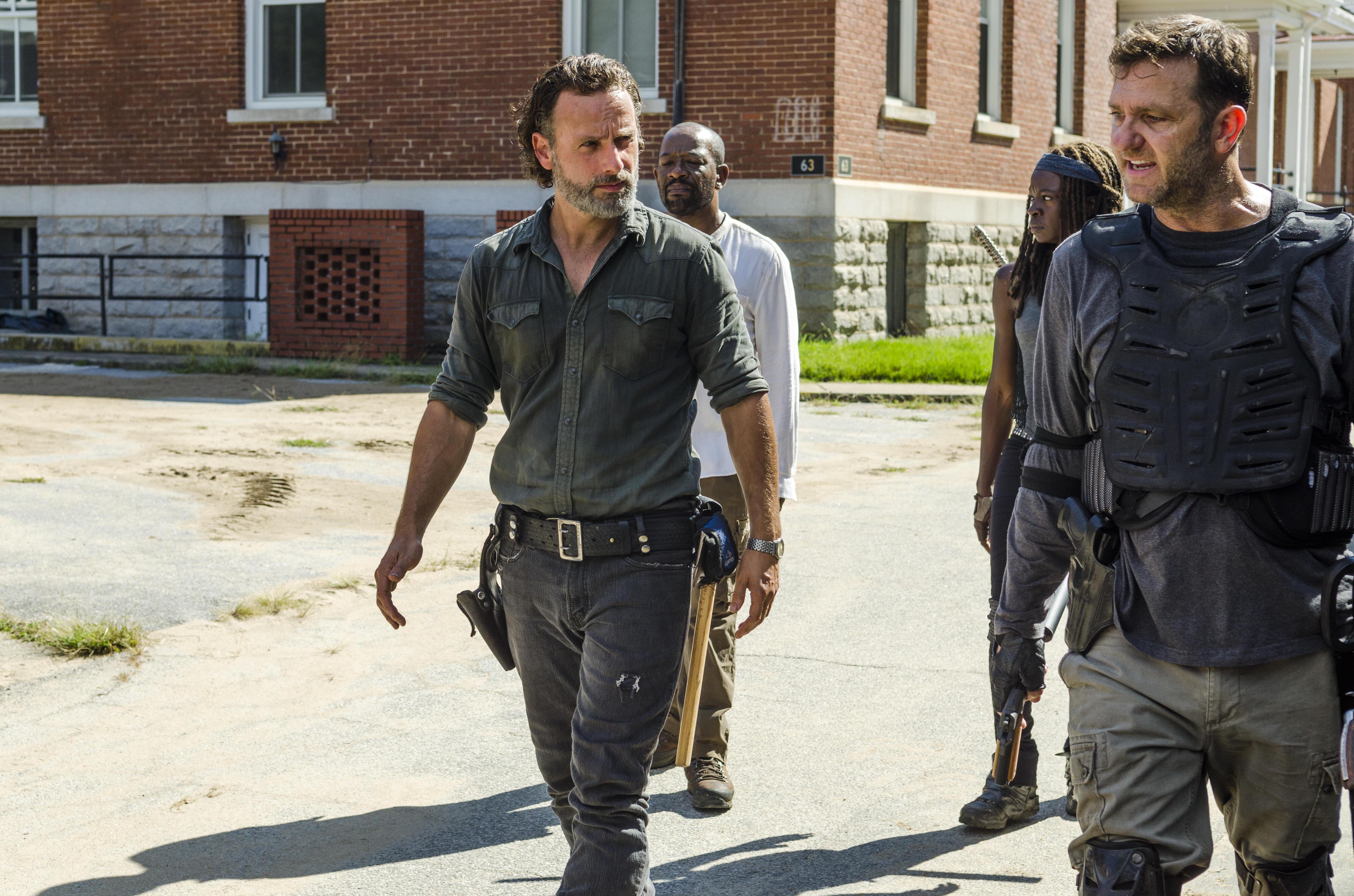 The Walking Dead Staffel 7 Release