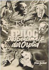 Epilog: Das Geheimnis der Orplid - Poster