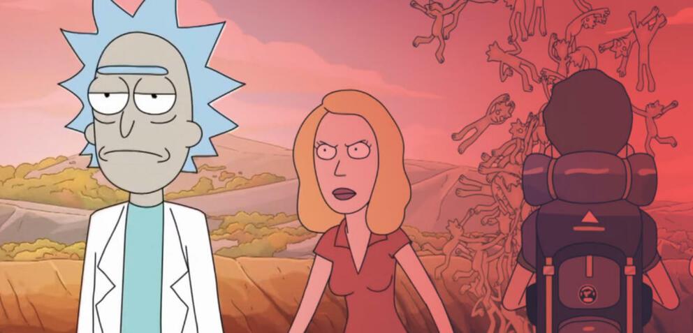 Rick and Morty Staffel 4 - Wann kommt Staffel 5?