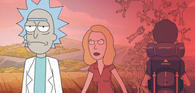 Rick and Morty Staffel 4 - Wann kommt Staffel 5?