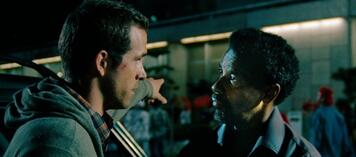 Ryan Reynolds und Denzel Washington in Safe House