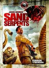 Einsatz in Afghanistan - Angriff der Wüstenschlangen - Poster