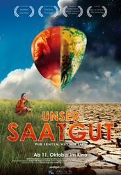 Unser Saatgut - Wir ernten, was wir säen Poster