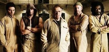 Bild zu:  Joseph Fiennes, Brian Cox, Dominic Cooper und Seu Jorge in The Escapist