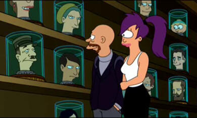 Futurama - Bender's Big Score - Bild 5