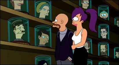Futurama - Bender's Big Score - Bild 5 von 8