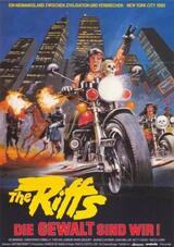 The Riffs - Die Gewalt sind wir - Poster