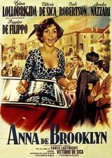 Anna von Brooklyn - Poster