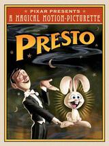 Presto - Poster