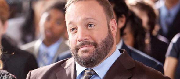 Kevin James ist zufrieden in Kindsköpfe
