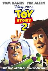 Toy Story 2 - Poster