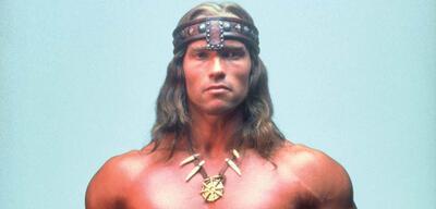 Arnold Schwarzenegger als Conan