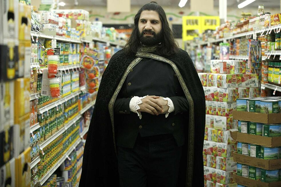 What We Do in the Shadows, What We Do in the Shadows - Staffel 1 mit Kayvan Novak